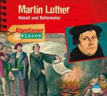 Ulrike Beck: Martin Luther, CD
