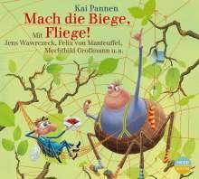 Kai Pannen: Mach die Biege, Fliege!, 2 CDs