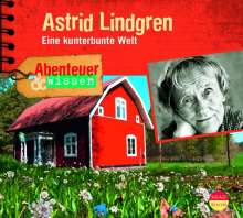 Sandra Doedter: Abenteuer & Wissen: Astrid Lindgren, CD