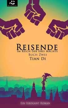 Tian Di: Im Reich der Drei Mächte., Buch