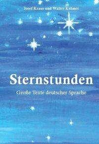 Sternstunden, Buch