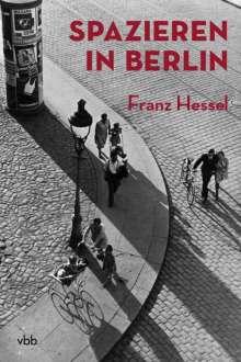 Franz Hessel: Spazieren in Berlin, Buch