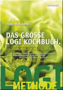 Franca Mangiameli: Das große LOGI-Kochbuch, Buch