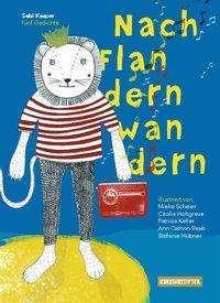 Sabi Kasper: Nach Flandern wandern, Buch