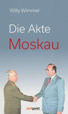 Willy Wimmer: Die Akte Moskau, Buch