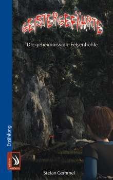 Stefan Gemmel: Geistergefährte, Buch