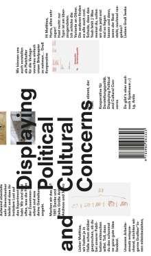 Kooperative für Darstellungspolitik, Buch