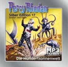 Clark Darlton: Perry Rhodan Silberedition 17 - Die Hundertsonnenwelt (remastered), 2 Diverse