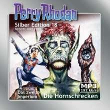 Clark Darlton: Perry Rhodan Silber Edition 18 - Die Hornschrecken, 2 Diverse