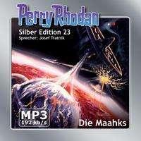 William Voltz: Perry Rhodan Silber Edition 23 - Die Maahks, 2 Diverse