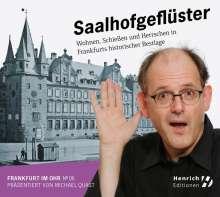 Rainer Dachselt: Frankfurt im Ohr 06: Saalhofgeflüster, CD