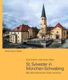Sibylle Appuhn-Radtke: St. Sylvester in München-Schwabing, Buch