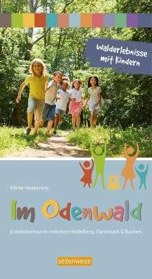Meike Heekerens: Walderlebnisse mit Kindern im Odenwald, Buch