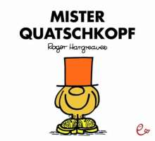 Roger Hargreaves: Mister Quatschkopf, Buch