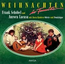 Frank Schoebel: Weihnachten in Familie, LP