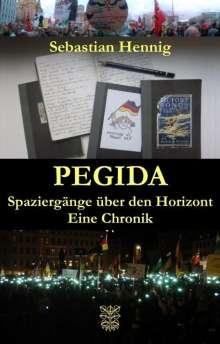 Sebastian Hennig: Pegida, Buch