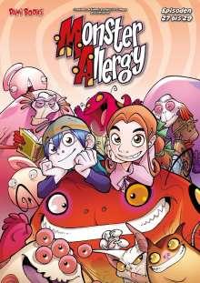 Katja Centomo: Monster Allergy - Die monstermäßige Gesamtausgabe 8, Buch