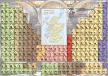 Rüdiger Jörg Hirst: Elements of Scotch - Tasting Map, Diverse