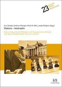 Diskurs - kontrastiv, Buch
