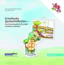 Ursula Halla: Griechische Landschildkröten, Buch