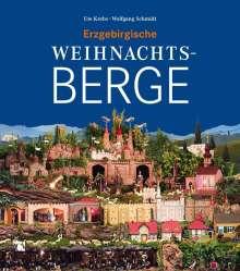 Ute Krebs: Erzgebirgische Weihnachtsberge, Buch