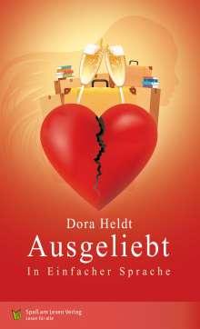 Dora Heldt: Ausgeliebt, Buch