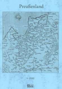 Marlon Bäumer: Preußenland 11 (2020), Buch