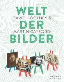 David Hockney: Welt der Bilder, Buch