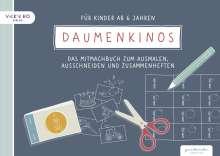 Geschwister Anne und Ruth Löwenstein: Daumenkinos für Kinder ab 6 Jahren, Buch