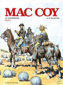 J. P. Gourmelen: Mac Coy, Buch