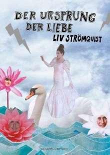 Liv Strömquist: Der Ursprung der Liebe, Buch