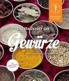 Annette Kerckhoff: Die Heilkraft der Gewürze, Buch