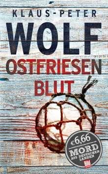 Klaus-Peter Wolf: Ostfriesenblut, Buch