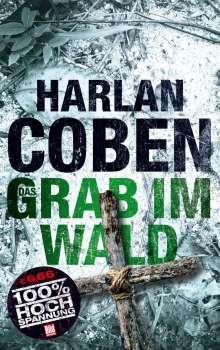 Harlan Coben: Das Grab im Wald, Buch