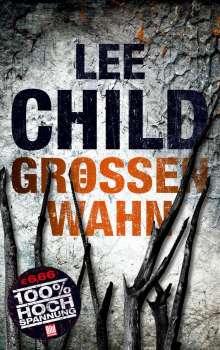 Lee Child: Grössenwahn, Buch