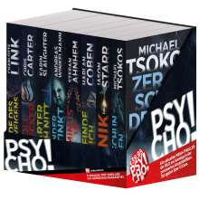 Michael Tsokos: BILD am Sonntag Mega-Thriller 2021. 8 Bände, Buch