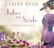 Ulrike Renk: Jahre aus Seide, 3 CDs
