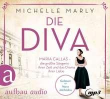 Michelle Marly: Die Diva, 2 MP3-CDs