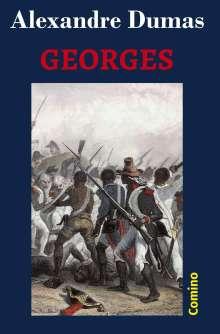 Alexandre Dumas: Georges, Buch