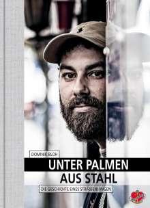 Dominik Bloh: Unter Palmen aus Stahl, Buch