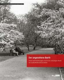 Leonie Glabau: Der ungsehene Barth, Buch