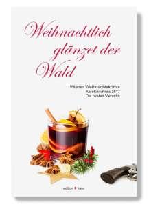Sandra Spreemann: Weihnachtlich glänzet der Wald, Buch