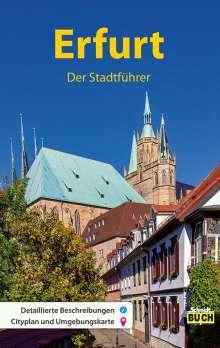 Wolfgang Knape: Erfurt - Der Stadtführer, Buch