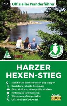 Hans Bauer: Harzer Hexen-Stieg, Buch