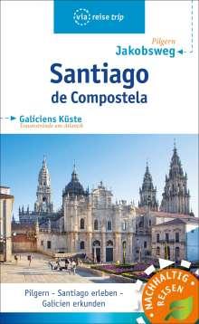 Tobias Büscher: Santiago de Compostela, Buch