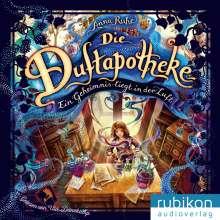 Anna Ruhe: Die Duftapotheke (1)., CD