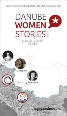 Danube Women Stories vol. 2, Buch