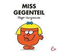Roger Hargreaves: Miss Gegenteil, Buch