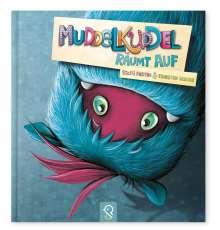 Steffi Freitag: Muddelkuddel räumt auf, Buch