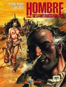 Jose Ortiz: Hombre 2, Buch